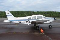 N55312 @ PASX - 1973 Piper PA-28-180, c/n: 28-7305356 at Soldotna