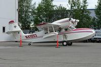 N41993 @ LHD - 1945 Grumman G-44A, c/n: 1424 at Lake Hood