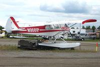 N9681P @ LHD - 1974 Piper PA-18-150, c/n: 18-7509018 at Lake Hood