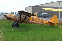 N7154Z @ LHD - 1965 Piper PA-18-150, c/n: 18-8268 at Lake Hood
