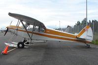 N82064 @ LHD - 1978 Piper PA-18-150, c/n: 18-7809123 at Lake Hood