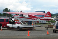N3495Z @ LHD - 1960 Piper PA-18A 150, c/n: 18-7336 at Lake Hood