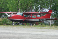 N624ER @ LHD - 1982 Cessna 207A, c/n: 20700752 at Lake Hood