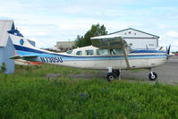N7305U @ LHD - 1977 Cessna T207A, c/n: 20700392 at Lake Hood