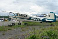 N2806C @ LHD - Cessna 170B, c/n: 26349 at Lake Hood