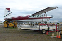 N4722U @ LHD - Cessna 180G, c/n: 18051422 at Lake Hood