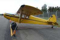 N78635 @ LHD - 1947 Piper PA-11, c/n: 11-1396 at Lake Hood