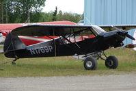 N1769P @ LHD - 1954 Piper PA-18A 150, c/n: 18-4107 at Lake Hood