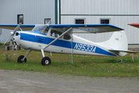 N9533A @ LHD - 1949 Cessna 170A, c/n: 19094 at Lake Hood