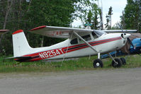 N9254T @ LHD - 1960 Cessna 180C, c/n: 50754 at Lake Hood