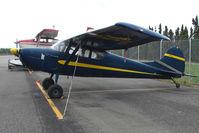 N3143A @ LHD - 1953 Cessna 170B, c/n: 25787 at Lake hood