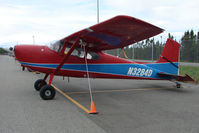N3284D @ LHD - 1955 Cessna 180, c/n: 32082 at Lake Hood