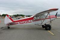 N2426J @ LHD - 1979 Piper PA-18-150, c/n: 18-7909122 at Lake Hood