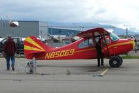 N85069 @ LHD - 1946 Aeronca 7AC, c/n: 7AC-3796 at Lake Hood
