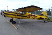 N2709C @ LHD - 1954 Cessna 170B, c/n: 26253 at Lake Hood