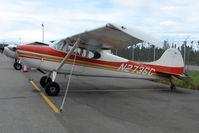 N2736C @ LHD - 1954 Cessna 170B, c/n: 26280 at Lake Hood