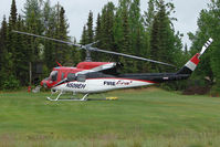 N509EH - 1979 Bell 212, c/n: 30925 of the Soldotna Fire Dept