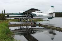 N252TA @ L85 - 1958 Dehavilland DHC-3, c/n: 252 of Talon Air on Soldotna Mackey Lake