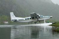 N253TA - 1992 Cessna 208, c/n: 20800222 of Talon Air on a fishing charter on the Katmai Peninsula