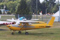 CF-WXN @ CYCD - Cessna 152 - by Mark Pasqualino