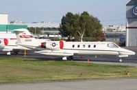 84-0090 @ CYVR - Learjet C-21A - by Mark Pasqualino