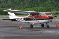 N2809L @ PASX - 1967 Cessna 172H, c/n: 17256009 at Soldotna