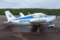 N6165W @ PASX - 1964 Piper PA-28-140, c/n: 28-20183 at Soldotna