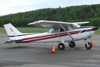 N3238E @ PASX - 1978 Cessna 172N, c/n: 17271477 at Soldotna