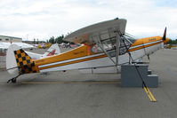 N5779D @ LHD - 1956 Piper PA-18A 150, c/n: 18-5295 at Lake Hood