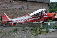 N4362Z @ PASX - 1968 Piper PA-18-150, c/n: 18-8681 at Soldotna