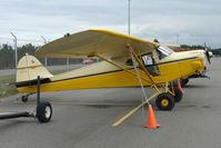 N64518 @ LHD - 1946 Taylorcraft BC12-D, c/n: 6913 at Lake Hood