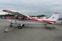 N758XZ @ LHD - Cessna R172K, c/n: R1723453