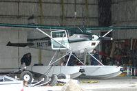 N4407R @ L85 - 1976 Cessna A185F, c/n: 18502946 at Mackey Lake Soldotna