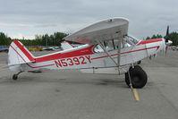 N5392Y @ LHD - 1964 Piper PA-18-150, c/n: 18-8145 at Lake Hood