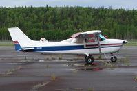 N92817 @ PASX - 1973 Cessna 172M, c/n: 17261628