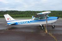 N9100H @ PASX - 1975 Cessna 172M, c/n: 17265944 at Soldotna