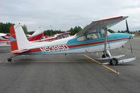 N5395D @ LHD - 1958 Cessna 180, c/n: 50295 a Lake Hood