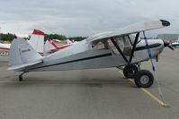 N8842D @ LHD - 1958 Piper PA-22-160, c/n: 22-6012 at Lake Hood