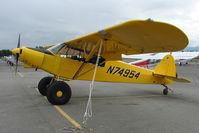 N74954 @ LHD - 1975 Piper PA-18-150, c/n: 18-7509103 at Lake Hood