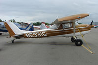 N5931G @ LHD - 1969 Cessna 150K, c/n: 15071431 at Lake Hood