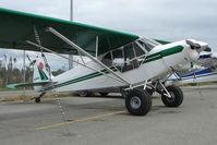 N6981B @ LHD - 1956 Piper PA-18, c/n: 18-5103 at Lake Hood