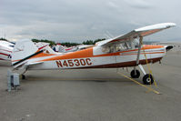 N4530C @ LHD - 1953 Cessna 170B, c/n: 25474 at Lake Hood