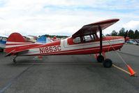 N1863C @ LHD - 1953 Cessna 170B, c/n: 26007 at Lake Hood