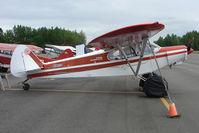 N6883Z @ LHD - 1964 Piper PA-18-150, c/n: 18-8136 at Lake Hood