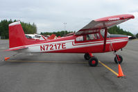 N7217E @ LHD - 1959 Cessna 182B, c/n: 52217 at Lake Hood