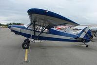 N1988P @ LHD - 1955 Piper PA-18-150, c/n: 18-4223 at Lake Hood
