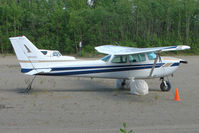 N6592D @ PAUO - 1979 Cessna 172N, c/n: 17272882 at Willow AK