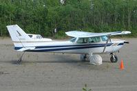 N6592D @ PAUO - 1979 Cessna 172N, c/n: 17272882 at Willow AK