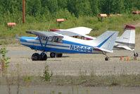 N56464 @ PAUO - 1982 Maule M-6-235, c/n: 7416C at Willow AK