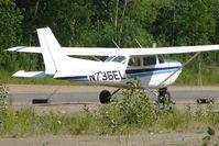 N736EL @ PAUO - 1977 Cessna R172K, c/n: R1722468 at Willow AK